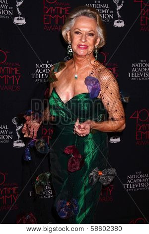 Tippi Hedren at the 2013 Daytime Creative Emmys, Bonaventure Hotel, Los Angeles, CA 06-14-13