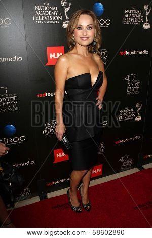Giada De Laurentiis at the 40th Annual Daytime Emmy Awards, Beverly Hilton Hotel, Beverly Hills, CA 06-16-13