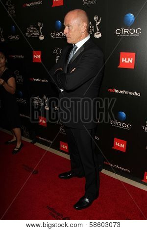 Corbin Bernsen at the 40th Annual Daytime Emmy Awards, Beverly Hilton Hotel, Beverly Hills, CA 06-16-13