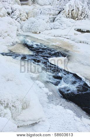 Frozen Creek Water