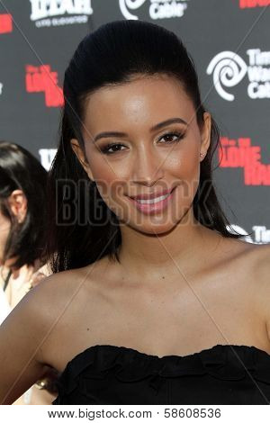 Christian Serratos at