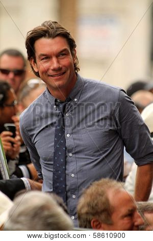 Jerry O'Connell at the Jerry Bruckheimer Star on the Hollywood Walk of Fame ceremony, Hollywood, CA 06-24-13