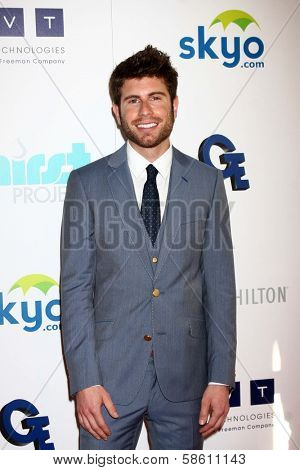 Jordan Wall at the 4th Annual Thirst Gala, Beverly Hilton Hotel, Beverly Hills, CA 06-25-13