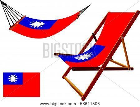 Taiwan Hammock And Deck Chair