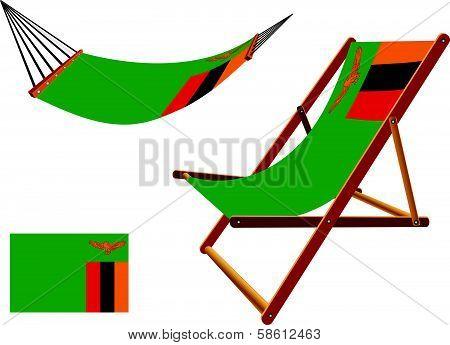 Zambia Hammock And Deck Chair