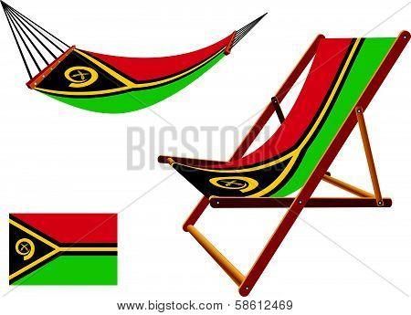 Vanuatu Hammock And Deck Chair