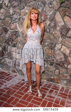 Laurene Landon at the 39th Annual Saturn Awards, The Castaway, Burbank, CA 06-26-13