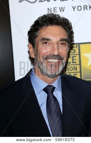 Chuck Lorre at the 3rd Annual Critics' Choice Television Awards, Beverly Hilton Hotel, Beverly Hills, CA 06-10-13