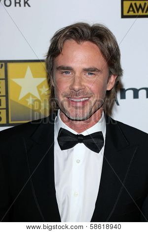 Sam Trammell at the 3rd Annual Critics' Choice Television Awards, Beverly Hilton Hotel, Beverly Hills, CA 06-10-13