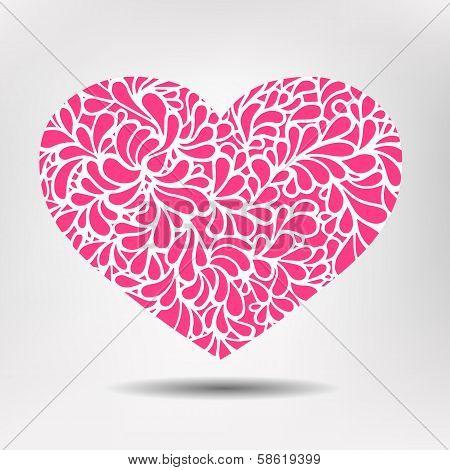 Pattern Heart