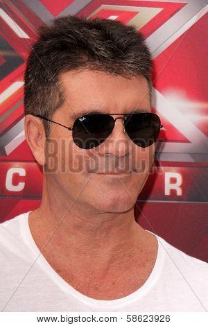 Simon Cowell at