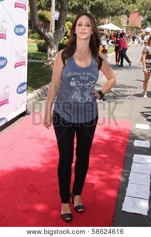 Jennifer Love Hewitt at the