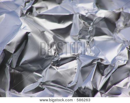 Crinkled Tinfoil