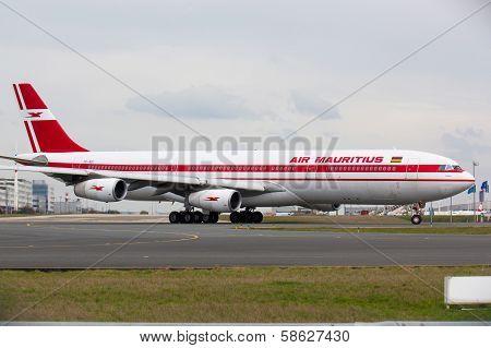 A340 Air Mauritius