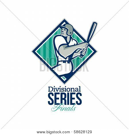 Divisional Baseball Series Finals Retro
