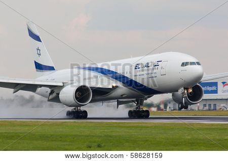 B777 El Al