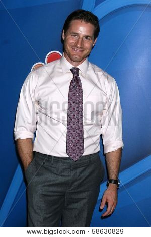 Sam Jaeger at the NBC Press Tour, Beverly Hilton, Beverly Hills, CA 07-27-13