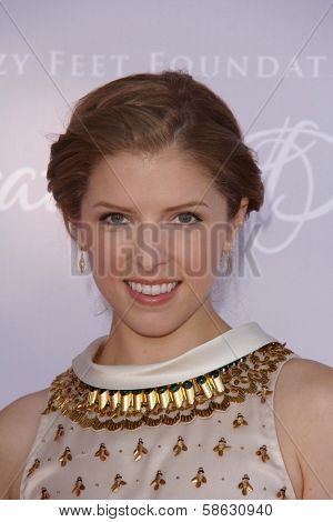Anna Kendrick at the 3rd Annual Celebration of Dance Gala presented by the Dizzy Feet Foundation, Dorothy Chandler Pavilion, Los Angeles, CA 07-27-13