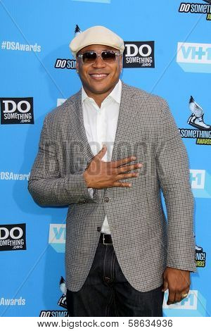 LL Cool J at DoSomething.org And VH1's 2013 Do Something Awards, Avalon, Hollywood, CA 07-31-13