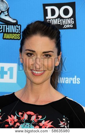 Sara Bareilles at DoSomething.org And VH1's 2013 Do Something Awards, Avalon, Hollywood, CA 07-31-13