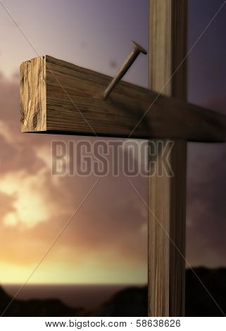 The Cross Of Golgotha The Place Of Hope