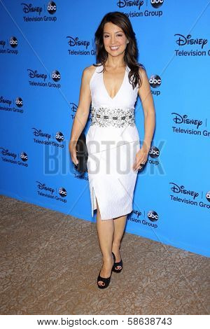 Ming-Na Wen at the Disney/ABC Summer 2013 TCA Press Tour, Beverly Hilton, Beverly Hills, CA 08-04-13