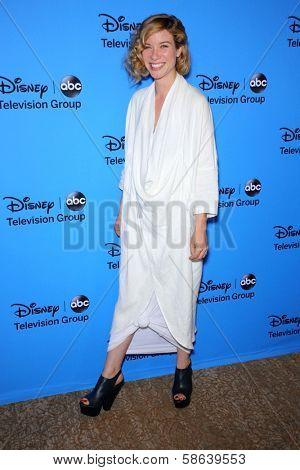 Tessa Ferrer at the Disney/ABC Summer 2013 TCA Press Tour, Beverly Hilton, Beverly Hills, CA 08-04-13