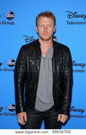 Kevin McKidd at the Disney/ABC Summer 2013 TCA Press Tour, Beverly Hilton, Beverly Hills, CA 08-04-13