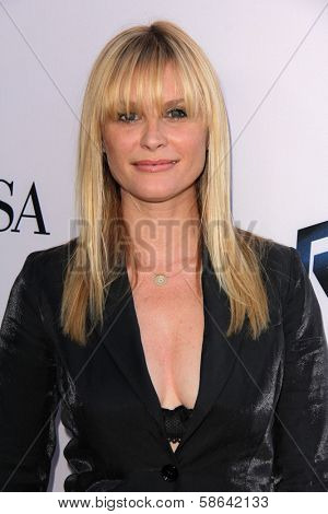 Bonnie Somerville at the