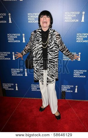 Jo Anne Worley at the Hollywood Foreign Press Association's 2013 Installation Luncheon, Beverly Hilton, Beverly Hills, CA 08-13-13