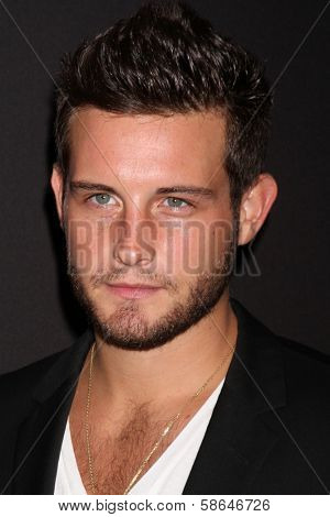Nico Tortorella at the