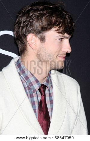 Ashton Kutcher at the