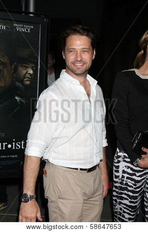Jason Priestley at the