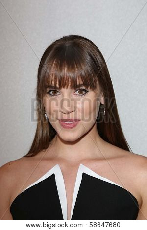 Christa B. Allen at the 12th Annual InStyle Summer Soiree, Mondrian, West Hollywood, CA 08-14-13