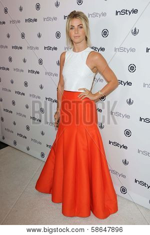 Julianne Hough at the 12th Annual InStyle Summer Soiree, Mondrian, West Hollywood, CA 08-14-13