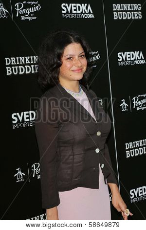 Alia Shawkat at the