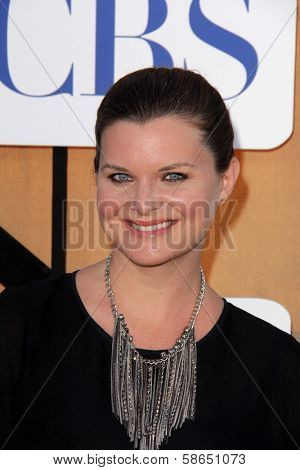 Heather Tom at the CBS, Showtime, CW 2013 TCA Summer Stars Party, Beverly Hilton Hotel, Beverly Hills, CA 07-29-13