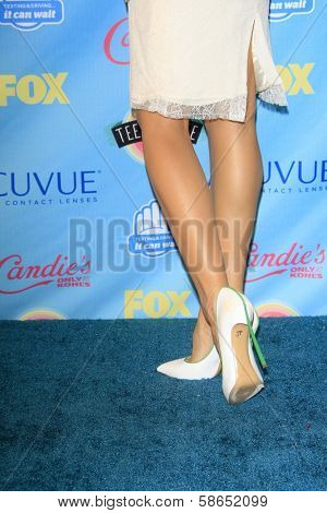 Troian Bellasiaro at the 2013 Teen Choice Awards Press Room, Gibson Amphitheatre, Universal City, CA 08-11-13