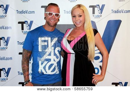 DJ Scotty Boy, Mary Carey at