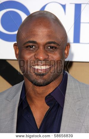 Wayne Brady at the CBS, Showtime, CW 2013 TCA Summer Stars Party, Beverly Hilton Hotel, Beverly Hills, CA 07-29-13
