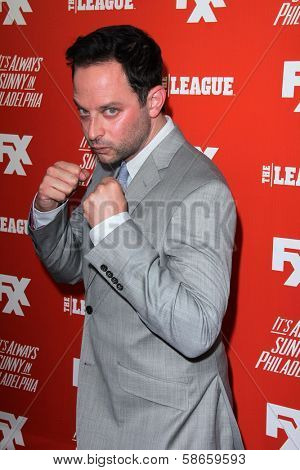 Nick Kroll at the FXX Network Launch Party and