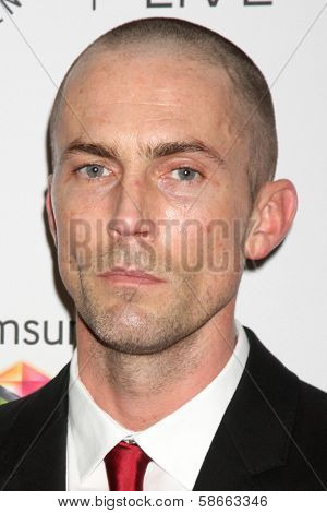 Desmond Harrington at the PaleyFest Fall Previews:  Fall Farwell -