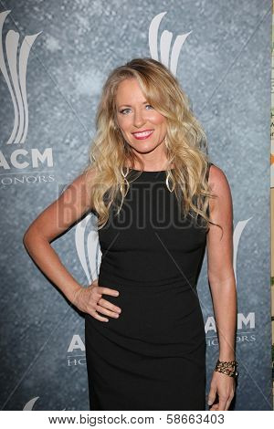 Deana Carter at the 7th Annual ACM Honors, Ryman Auditorium, Nashville, TN 09-10-13