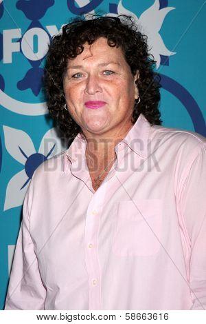 Dot Marie Jones at the 2013 FOX Fall Eco-Casino Party, The Bungalow, Santa Monica, CA 09-09-13
