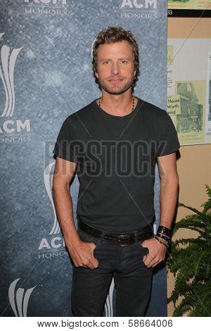 Dierks Bentley at the 7th Annual ACM Honors, Ryman Auditorium, Nashville, TN 09-10-13