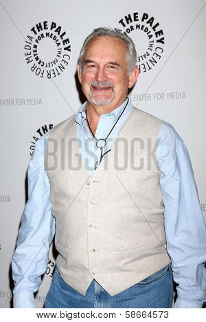 John Sacret Young at the PaleyFest Fall Flashback -