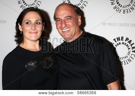 Ricki Lake and Barry Lake at the PaleyFest Fall Flashback -