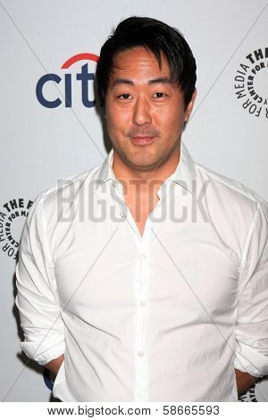 Kenneth Choi at the PaleyFest Previews:  Fall TV NBC -