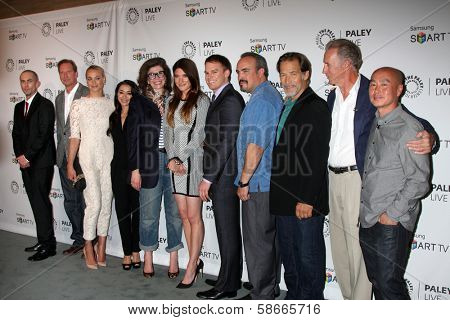 Dexter Cast at the PaleyFest Fall Previews:  Fall Farwell -