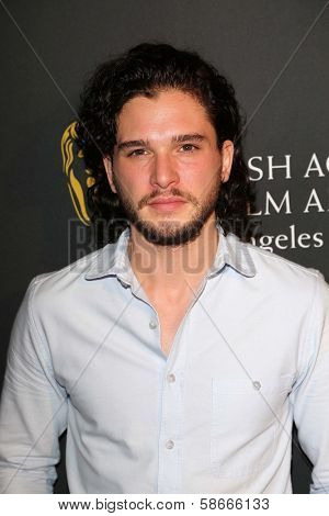 Kit Harrington at the BAFTA Los Angeles TV Tea 2013, SLS Hotel, Beverly Hills, CA 09-21-13